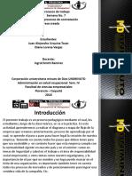 Actividad No. 7 Diapositivas Diagrama de Flujo Reclutamiento Personal Para La Empresa Admin. S.O - UNIMINUTO Florencia Caquetá