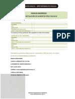 Ficha de Inscripción curso de rotulación cálculos