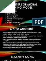 Topic 8 -Seven Steps of Moral Reasoning Model V1