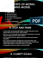 Topic 8 -Seven Steps of Moral Reasoning Model V1