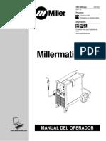 Manual Millermatic251