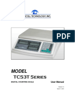 Transcell TCS 3LCD User GuideENGLISH REV13