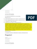 Evaluciones Fundamentos de Economía, Asturias