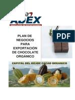 PLAN DE NEGOCIOS - CHOCOLATE ORGANICO.docx