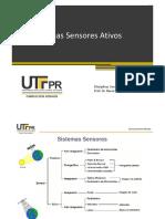 9 - Sistemas Sensores Ativos.pdf