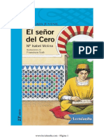 El Senor Del Cero - Maria Isabel Molina