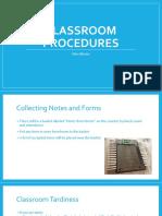 procedures-classroom