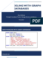 Data Modeling with Graph Databases