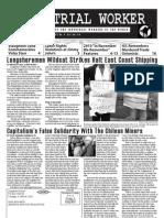 Industrial Worker - Issue #1730, November 2010