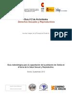 Derechos Sexuales y Reproductivos Guia 2