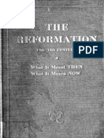 A. T. Jones (1913)_The Reformation