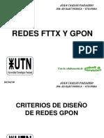 Curso Telecentro FTTX GPON 021018