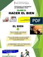 Clase 5 Enfermeria - Etica - UAI