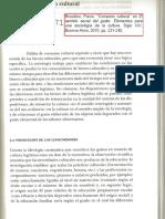 71 - Bourdieu - Consumo Cultural (6 Copias)