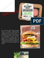 """""""Beyond Meat"""""""