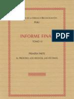Informe Final de la Comisión de la Verdad y Reconciliación - Tomo VI - Perú