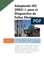Adoptando ISO 29821-1 Para El Diagnostico de Fallas Electricas