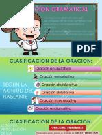 La Oracion Gramatical1
