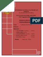 LABORATORIO I FISICA 2 - CONSTANTES ELÁSTICAS - UNMSM - UNIVERSIDAD NACIONAL MAYOR DE SAN MARCOS