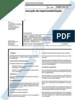 NBR 9574 - 1986 - Execução de impermeabilização - Procedimento.pdf