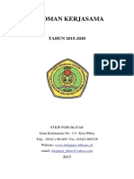 Pedoman Kerjasama STKIP PGRI Blitar.pdf