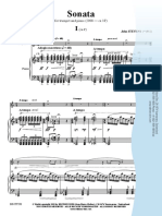 Stevens John Trumpet Sonata TP290