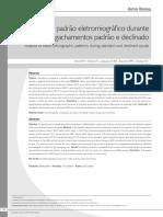 Análise do padrão eletromiográfico durante os agachamentos padrã e declinado.pdf