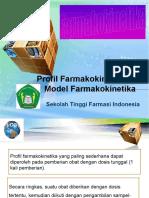 Parameter Farmakokinetika Profil Farmako
