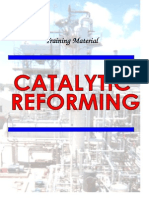 Catalytic Reforming - Training Material