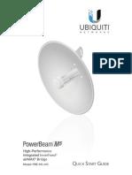 PowerBeam PBE-M5 Description