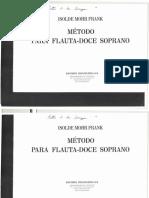Método para flauta doce soprano (Isolde Mohr).pdf
