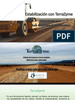 Estabilización Con TerraZyme