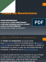 Fluido No Newtoniano