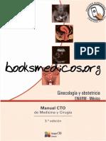 Ginecologia y Obstetricia CTO 3.0_booksmedicos.org.pdf