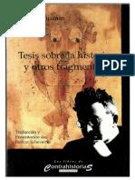 Walter Benjamín. Tesis sobre la Historia FINAL.pdf
