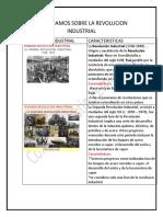 Aprendamos Sobre La Revolucion Industrial