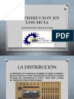 Distribucion en Los Mcia