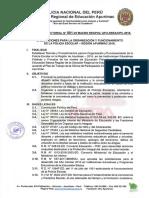 Reglamento General de La Policía Escolar Del Perú