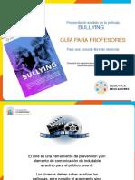 Analisis del Bullyng