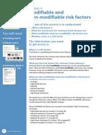 4 6 Risk Factors for Chd