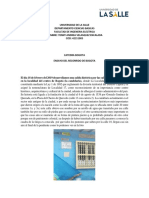 UNIVERSIDAD DE LA SALLE  ensayo 1.docx