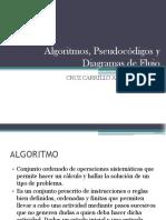 Algoritmos, Pseudocódigos y Diagramas de Flujo (1)