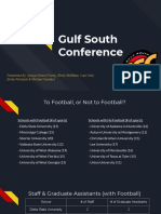 gulf south power point