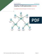 3.1.2.7 Packet Tracer - Investigating a VLAN Implementation Instructions-ccnav6.com.pdf