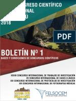 BOLETÍN CUSCO N°1