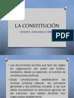 Origen de La Constitución Partes