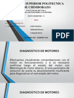 Diagnostico motores
