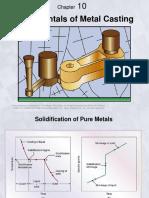 02_Ch10_Fundamentals of Metal Casting