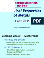 Engineering Materials Lecture 2