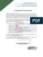 Matriz IPERC Tendido de Línea Eléctrica (is-IPERC-012)